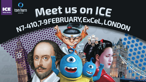 Tom Horn to exhibit expanded portfolio at ICE