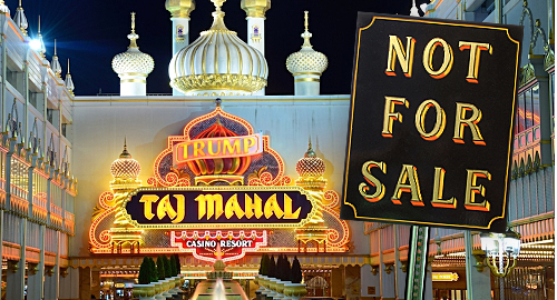 Carl Icahn Surrenders Trump Taj Mahal Casino License