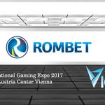VIGE2017 announces latest Media Partner, Rombet