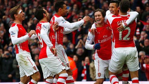 Week 20 EPL review: Arsenal fightback; Swansea & Stoke win