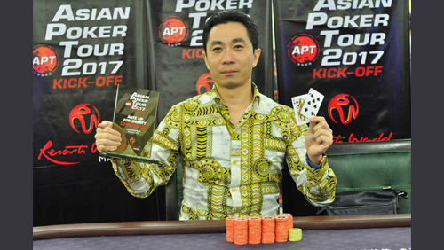 Welcome Event down to Final 8; Byun Choul Seung wins Charity Event