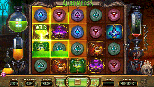 Yggdrasil Launches New Slot Alchymedes