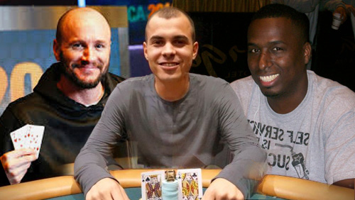 3: Barrels: Incredible live poker feats from Leah, Garcia and Hawkins