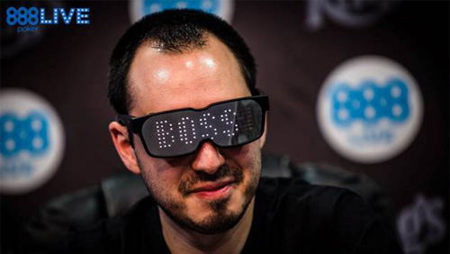 888Live Festival News: Matuson beats Kassouf; Kraft takes High Roller