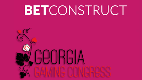 BetConstruct becomes General sponsor of Georgia Gaming Congress