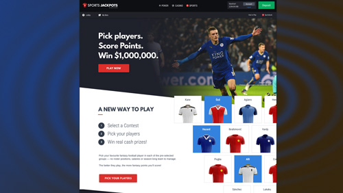 BETSTARS LAUNCHES NEW SPORTS JACKPOTS PRODUCT