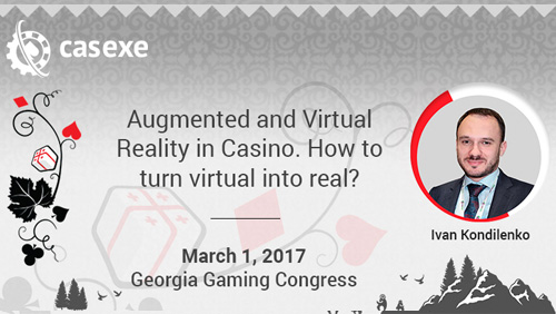 CASEXE's СЕО to speak at Georgia Gaming Congress