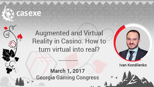 CASEXE's СЕО to speak at Georgia Gaming Congress