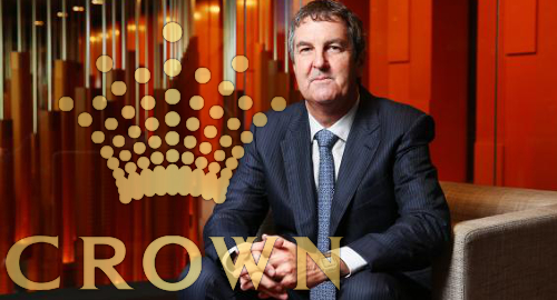 Crown Resorts payroll purge starts with CEO Craigie