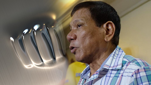 Duterte vows to hunt down illegal gambling protectors