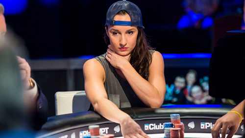 Ema Zajmovic becomes the first female to win a WPT Main Event
