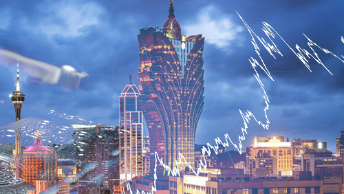 Fitch paints a rosy Macau 2017 GDP growth