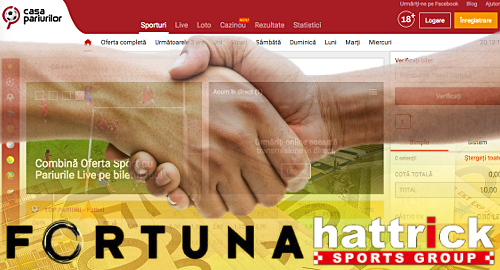 fortuna-acquire-hattrick-sports