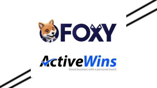 Foxy Awards ActiveWin Media Affiliate contract