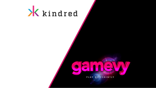 Gamevy, producer of innovative instant wins, agrees supply deal with Kindred Group