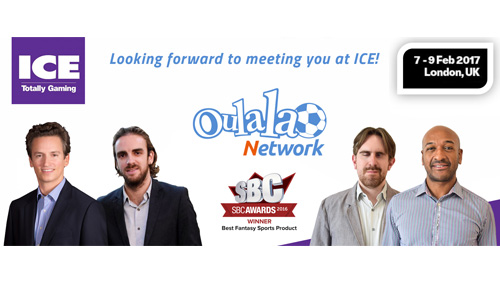 ICE 2017: Oulala to put a spotlight on Fantasy Sports
