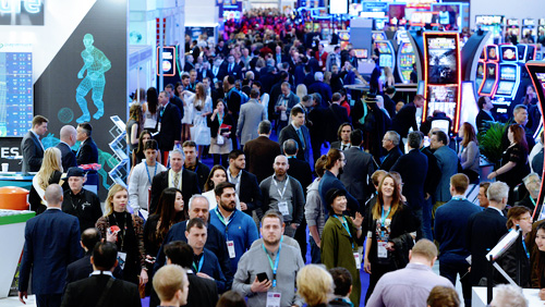 ICE salutes 'phenomenal' exhibitors as signs indicate another positive edition