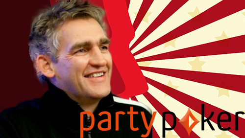 John Duthie joins partypoker LIVE as president in five-year deal