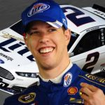 Keselowski co-Favored to win 2017 Daytona 500 along with Earnhardt Jr.