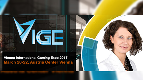Kostandina Zafirovska (BtoBet) to present sports betting innovations using AI and evolution of AR/VR at VIGE2017