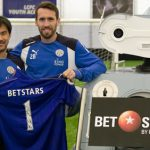 Leicester City FC take on ultimate football machine in Betstars face-off challenge
