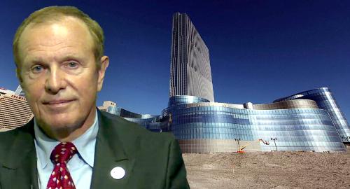 Lesniak offers Straub lifeline on reopening Revel casino