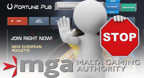 Malta Gaming Authority disavows links to 10 gambling sites