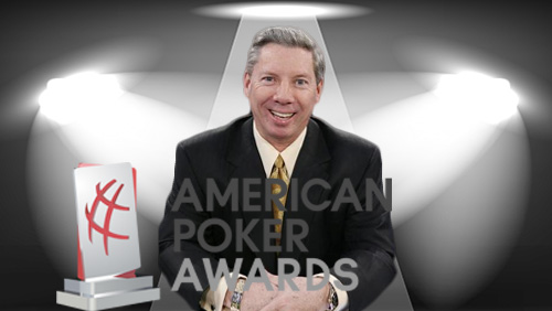 Mike Sexton nominated for a record three American Poker Awards