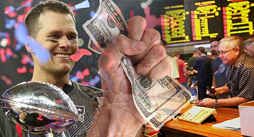 Nevada sportsbooks enjoy record Super Bowl betting handle