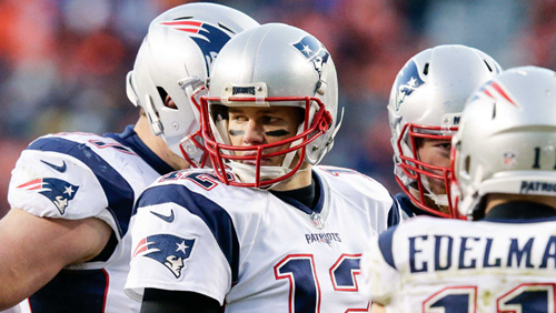 Patriots blindsides sportsbooks with a second half rally
