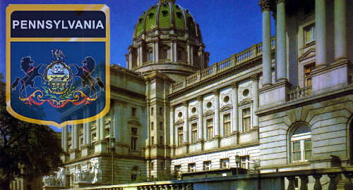 Pennsylvania omnibus gaming bill includes online gambling, DFS