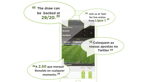 Perform to launch the betting industry's first Client Added Commentary product