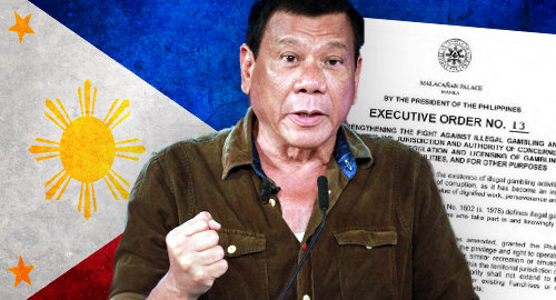 Duterte Order Brings Clarity To Philippines Online Gambling