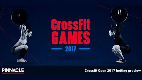 """""""Pinnacle the first to offer Crossfit betting"""""""