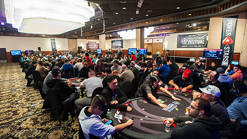 POKERSTARS ADDS NEW LIVE EVENTS IN GROWING POKER MARKETS LATIN AMERICA AND ASIA