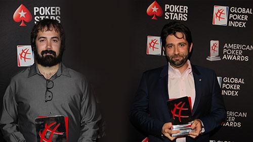 Pokerstars shines at 3rd annual GPI American Poker Awards