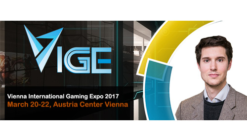"Richard Leather(GamblingCompliance) to moderate the ""Conversation 2 – Updates from Germany, Czech Republic and Hungary"" panel at VIGE2017"