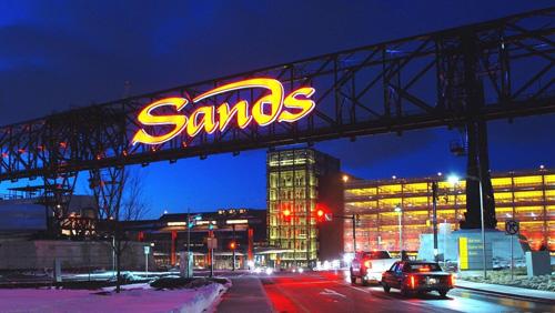 Las vegas casino security salary