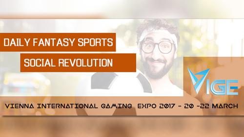 Sneak peek into VIGE Seminars - Innovation Talks - Daily fantasy sports: The social revolution - Valéry Bollier