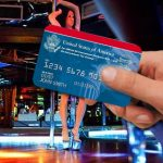 US Defense Department credit cards used at Hustler, Sapphire Adult Clubs