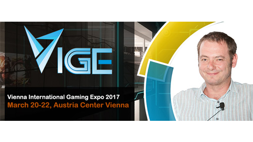 VIGE2017 Announces presentation about Google's anomaly detection methodologies with Paul Reilly