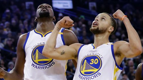 Warriors Even Bigger Title Favorites as NBA Arrives at All-Star Break