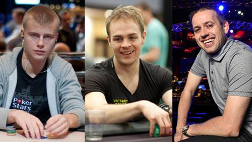 3: Barrels: Kyllonen to quit; Robl 4x charity drive; Hallaert WSOP sheet