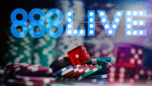 888Live focuses on Barcelona with a €500k GTD Main Event