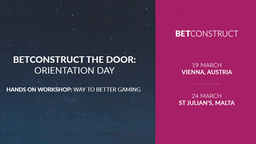 BetConstruct Roadshow 2017: BetConstruct starts a series of hands-on workshops