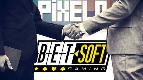 Betsoft Gaming -- Partnership with Pixelo
