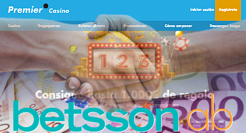 Betsson buys Premier Casino to boost Spanish market presence