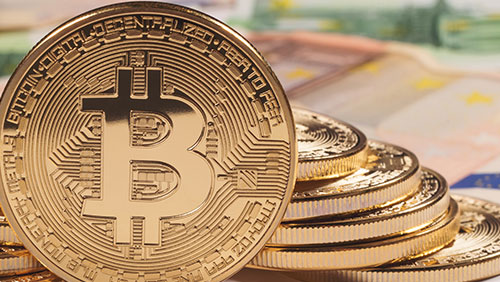 Bitcoin's price crashes as it braces for an ugly split