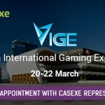 CASEXE to participate in VIGE 2017