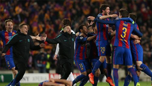 Champions League Review: Brilliant Barcelona; Dortmund cruise